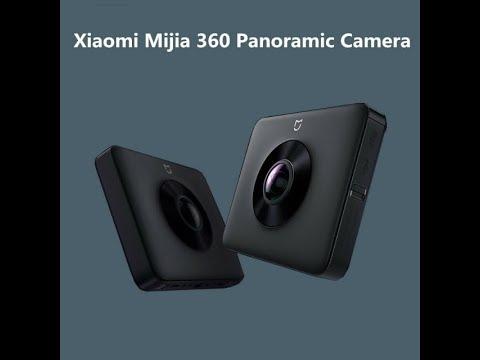 Xiaomi Mijia 360° Sphere Panorama Kamera