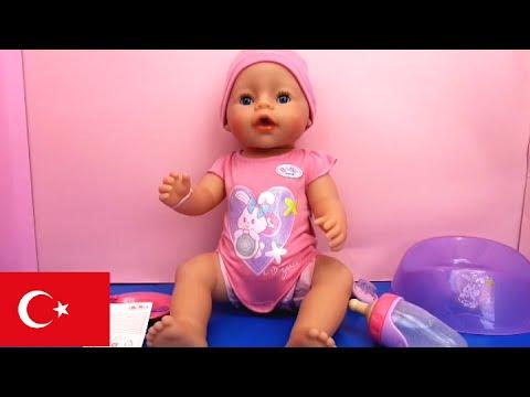Altına Yapan Oyuncak Bebek Baby Born Interactive 819197