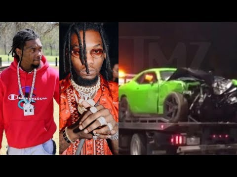 Offset Hospitalized After Car Wreck