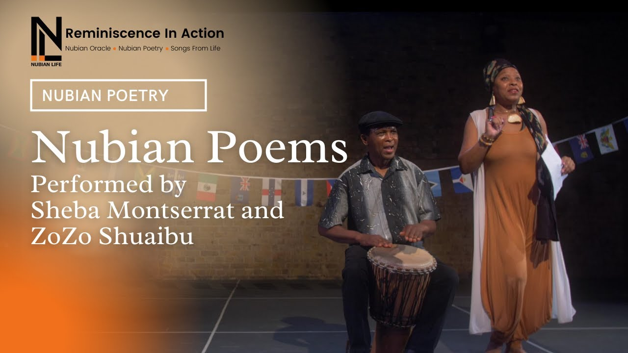 Nubian Poems