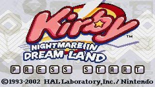 Rainbow Resort - Kirby: Nightmare in Dream Land