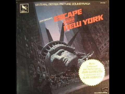 John Carpenter & Alan Howarth - Chase Across The 69th Street Bridge