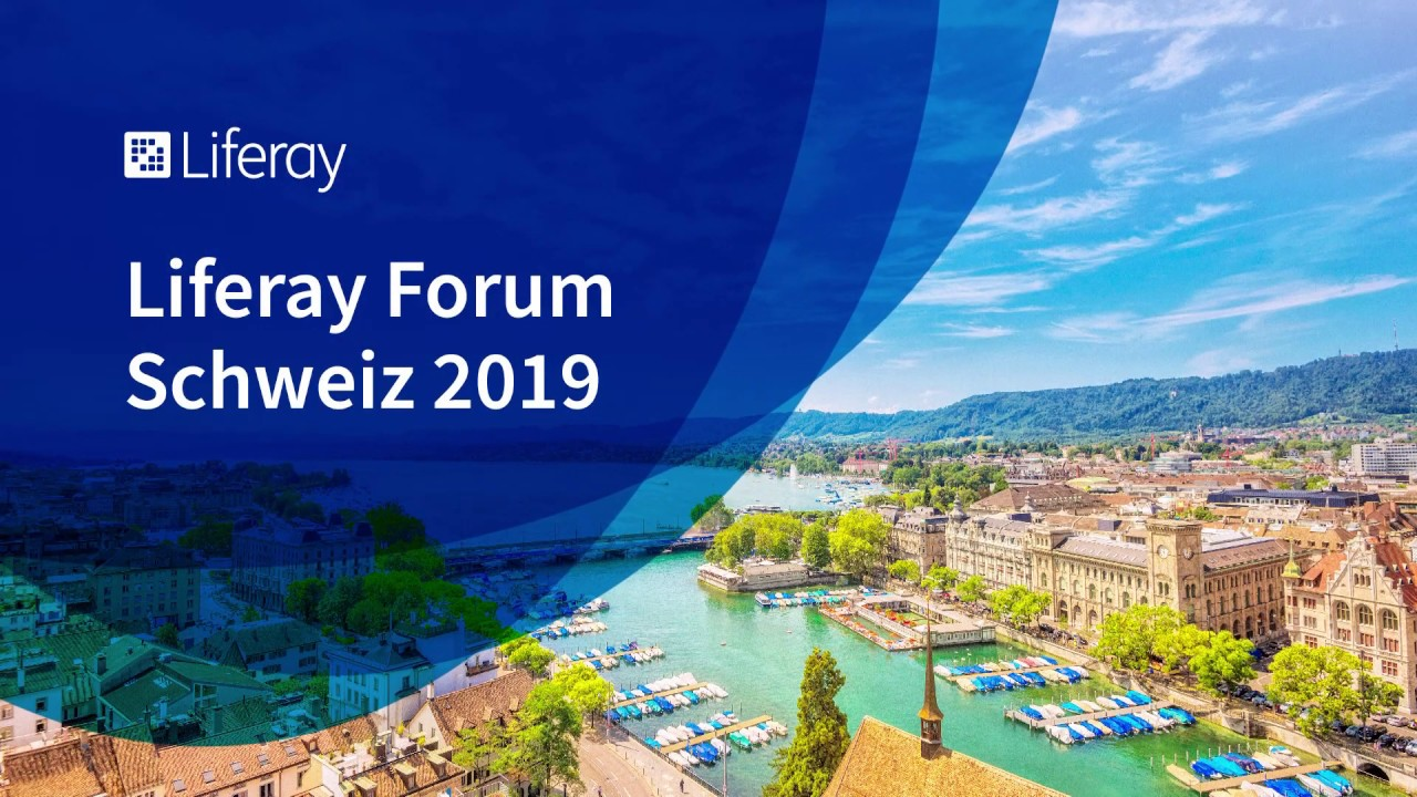 Liferay Forum CH 2019: Introduction Liferay Commerce and Analytics Cloud  incl  Live Demo