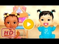 [ Game for Kids ] Sweet Baby Girl Daycare 4 - Newborn Nanny Helper & Babysitting Fun Kids Games
