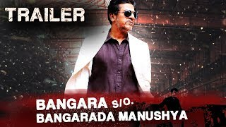 Bangara s/o Bangarada Manushya 2018 New Action Hindi Dubbed Movie by Cinekorn