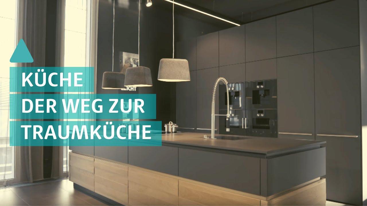 Küchenplanung: der Weg zur Traumküche - YouTube