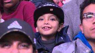Las Noticias - El pequeño Andrés conoce a su ídolo