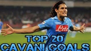 Top 20 Cavani goals ! HD
