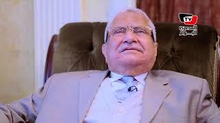 محمود العربى: «دخلت مجلس الشعب رغماً عن أنفي»