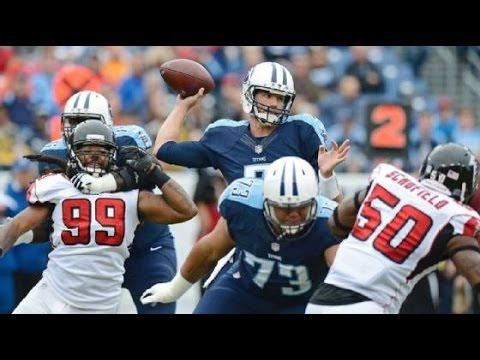 Tennessee Titans lose to the Atlanta Falcons 10-7! Zach Mettenberger SUCKS!