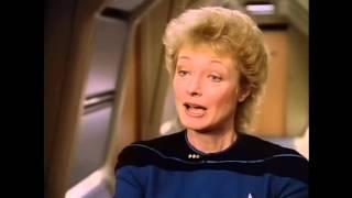 Funny Star Trek scene - Betazoid Sex Drive