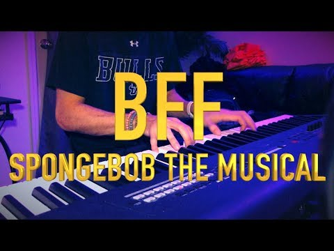 Spongebob The Musical - BFF - Instrumental Cover