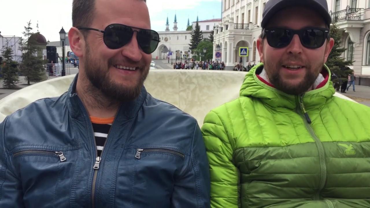 Москва - Сочи по воде (эпизод 8: Гимс, Казань, Куйбышевское вдх.)