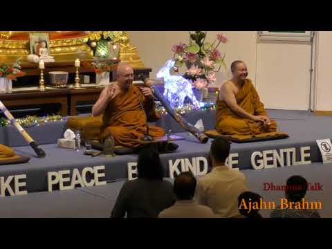 ajahn brahm explains|eng