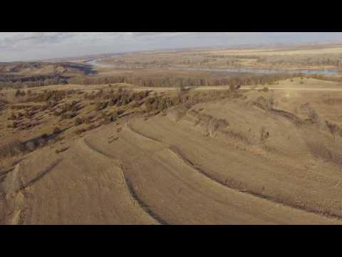 Drone covering northern Nebraska