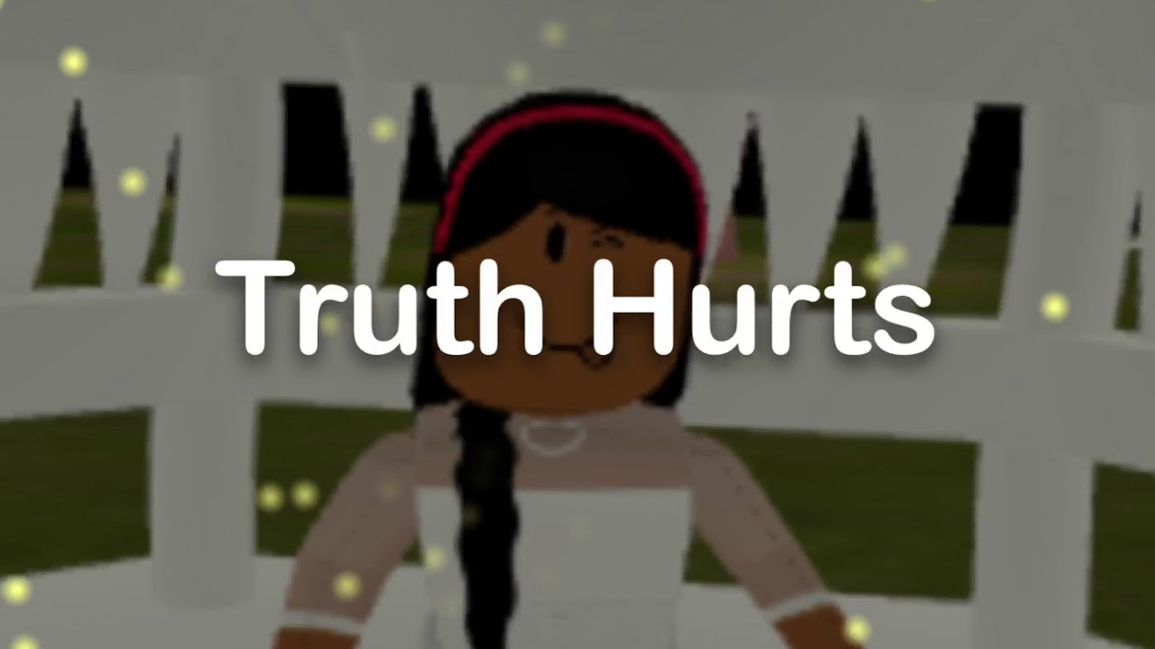 Roblox Id Code For The Truth Hurts Lizzo Truth Hurts Lizzo Roblox Music Video Ft Zoey Youtube