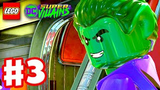 LEGO DC Super Villains - Gameplay Walkthrough Part 3 - Reverse Flash Goes to Earth 3!