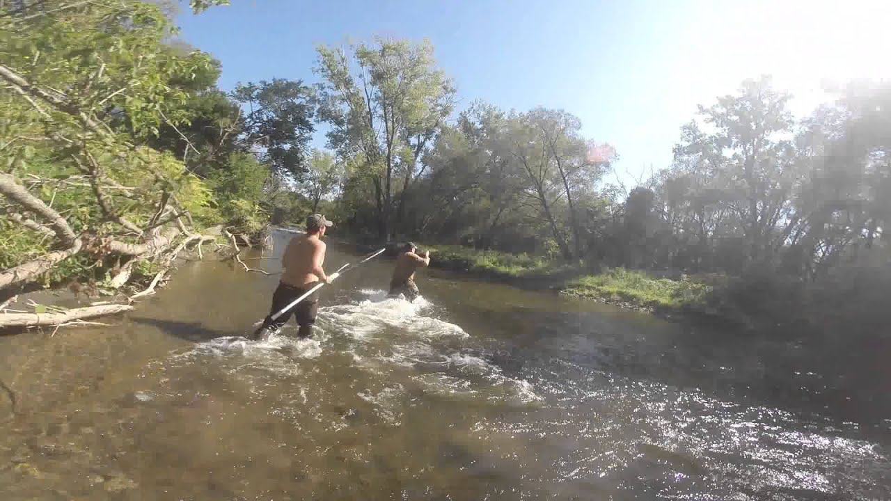 Salmon fishing ny scotts catch youtube for Salmon river ny fishing regulations