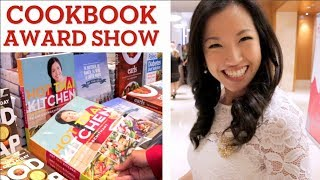 Cookbook Award & Why I Wrote the Book - Toronto VLOG(, 2017-11-07T14:00:00.000Z)