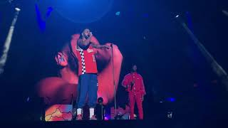 9 - a lot - J. Cole & 21 Savage (FULL HD SET @ Dreamville Festival 2019 - Raleigh, NC - 4/6/19)