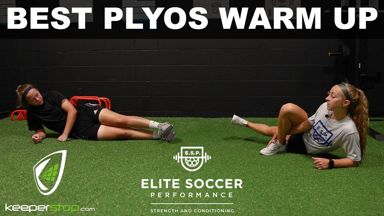 Plyos Warm Up For Goalkeepers
