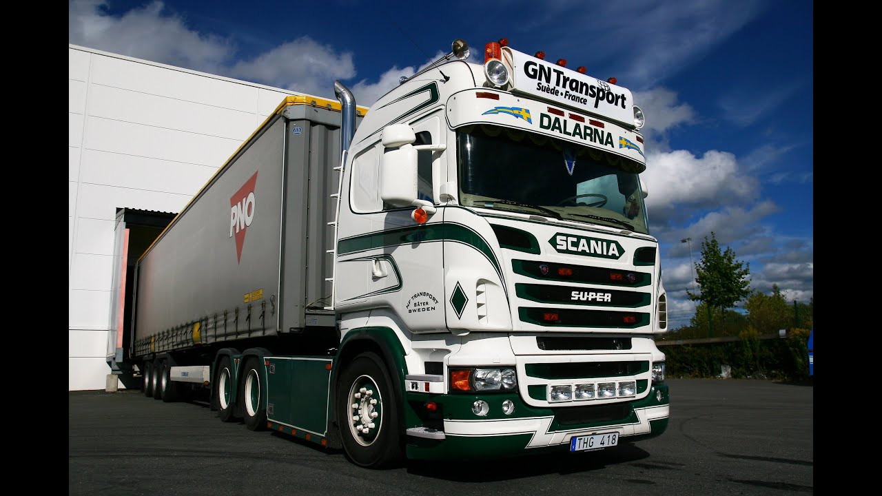 Scania R560 8 Sound Nf Transport Youtube