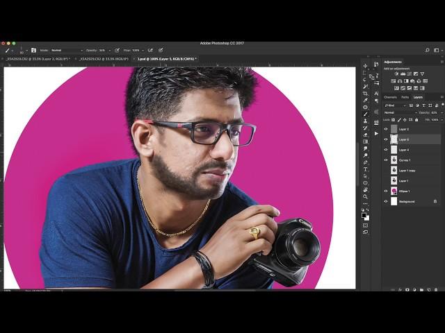 Photoshop Edit  - 1