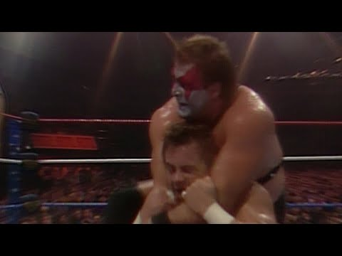 The British Bulldogs vs. Demolition - Tag Team Championship: Prime Time Wrestling, Nov. 8, 1988