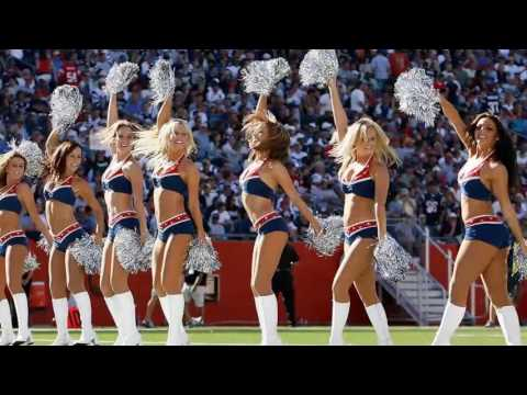 Top 10 Hottest Cheerleading Squads in the NFL