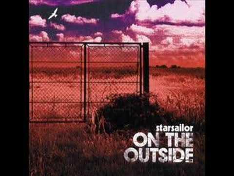 Starsailor - In The Crossfire (Music only)