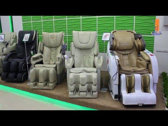 Отзыв о японском массажном кресле Yamaguchi Axiom