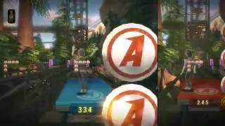 Kinect Adventures  Reflex Ridge
