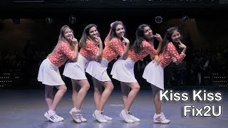 #KDT Fix2U - Kiss Kiss (Ladies Code) Dance Cover
