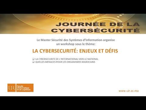 UIR - Journée de la Cyber-sécurité