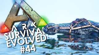 Ark survival evolved episode 45 super rare orange for Angler fish ark