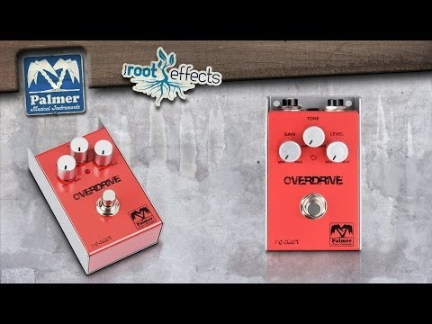 Palmer Pocket Root Effects - Overdrive