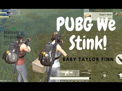 pubg-game-play-tired-to-complete-the-game-but-stinks-again!!!