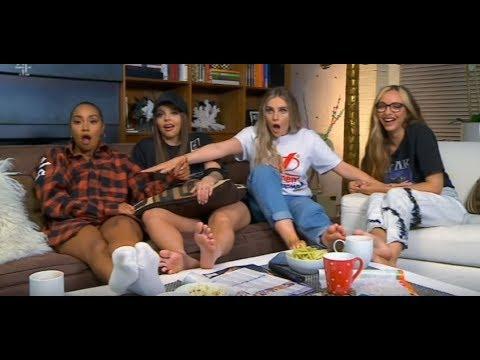 Little Mix On Celebrity Gogglebox