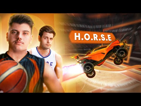 J'ai parié 5000€ (lol) contre GASPOW dans une GAME de H.O.R.S.E en BASKET