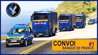 GTA5 RP | Convoi Banque de France #1