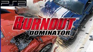 Longplay [PS2] Burnout Dominator