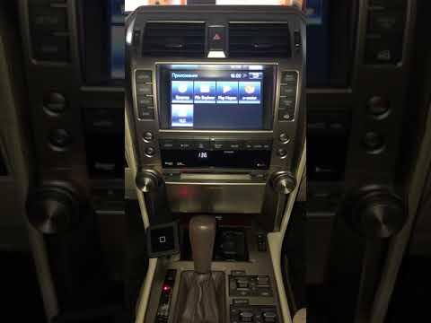 Навигационный Android блок Navitouch NT3306 для Toyota, Lexus
