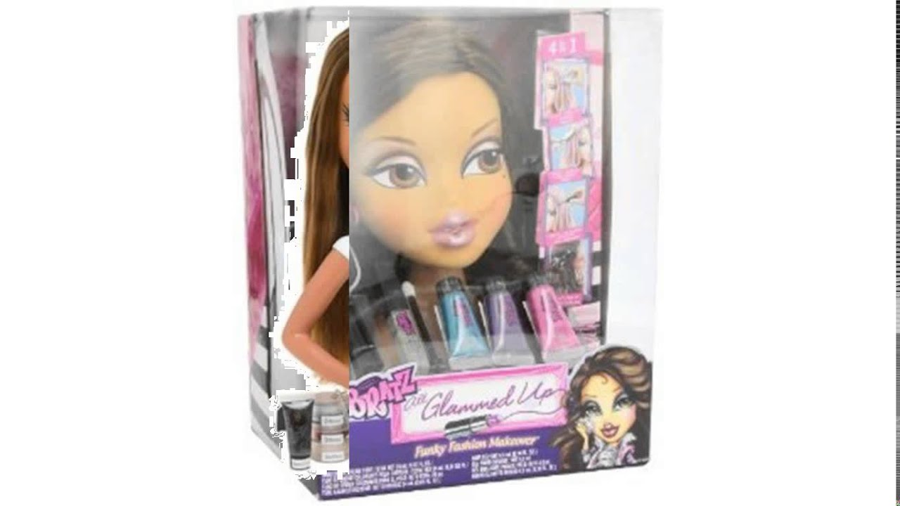 Doll Head Hair Styling: Bratz Doll Head Hair Styling