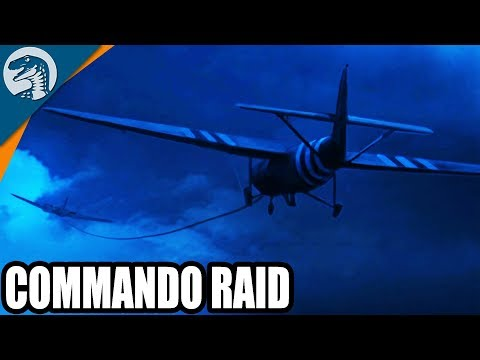 TOP SECRET SAS Commando Raid 1944 | Company of Heroes: Opposing Fronts Gameplay