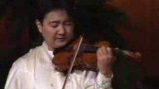 Brahms Hungarian Dance No.4 for Violin and Piano, Joo Young Oh