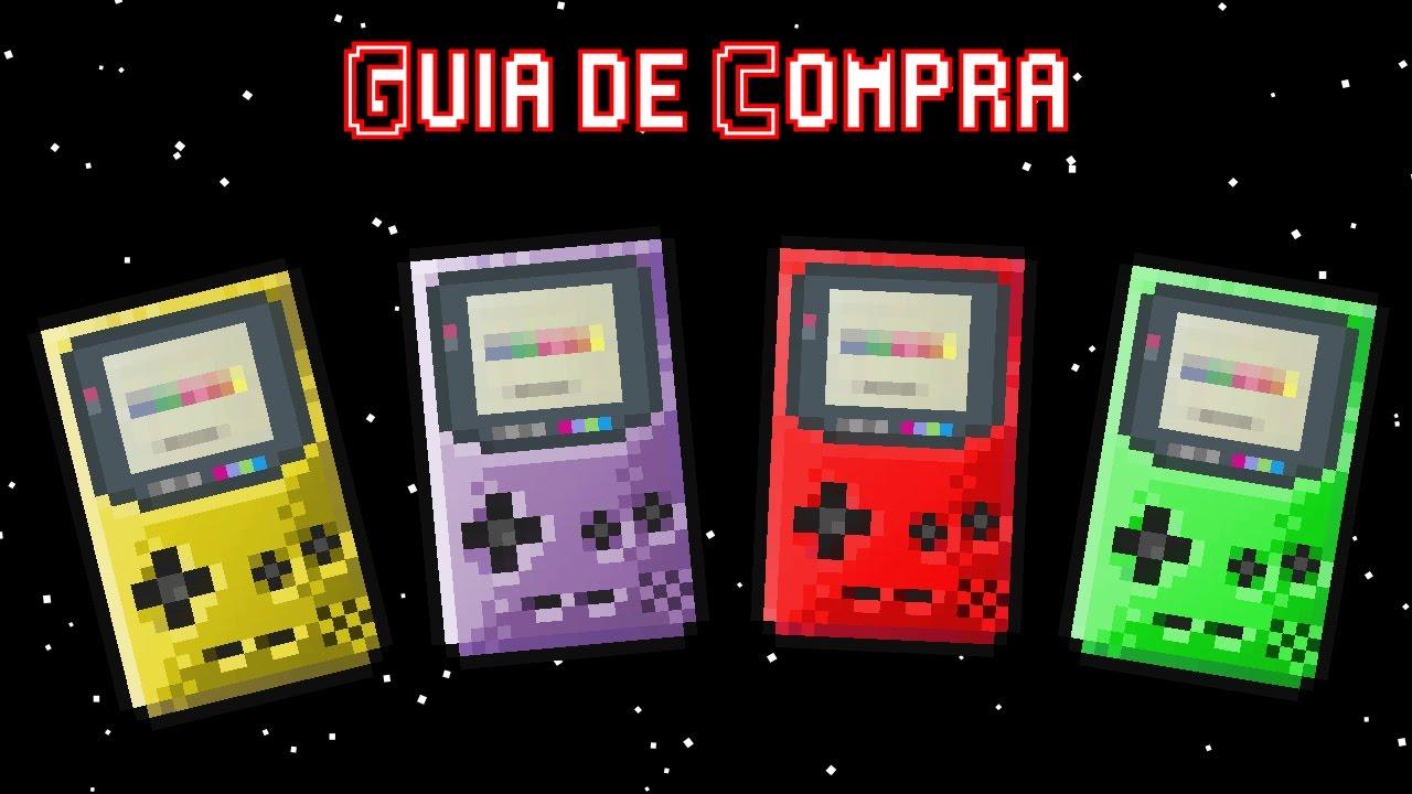 Game boy color quanto custa - Guia De Compra Nintendo Game Boy Color