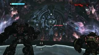 Transformers - War For Cybertron PC - Autobot Campaign Gameplay Part 4 - Maxed Out - HD