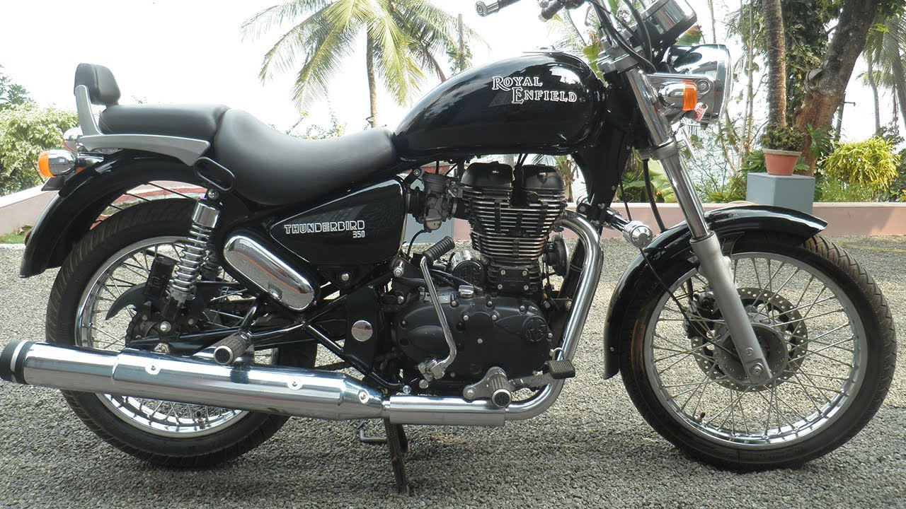 Auto Report 2013 The New Royal Enfield Thunderbird 500 Review