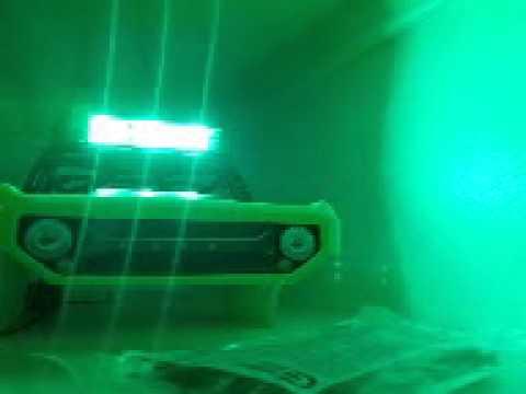 New green led light bar for deadbolt on 4s youtube new green led light bar for deadbolt on 4s aloadofball Choice Image