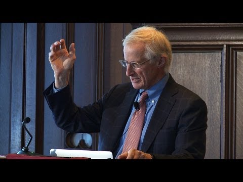 William Nordhaus: The Economics of Climate Change - YouTube